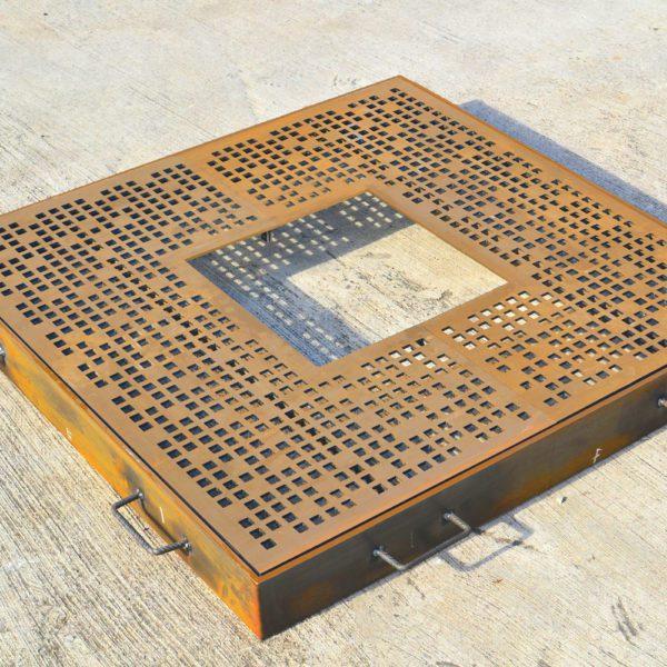 AULERCO : grille d'arbre